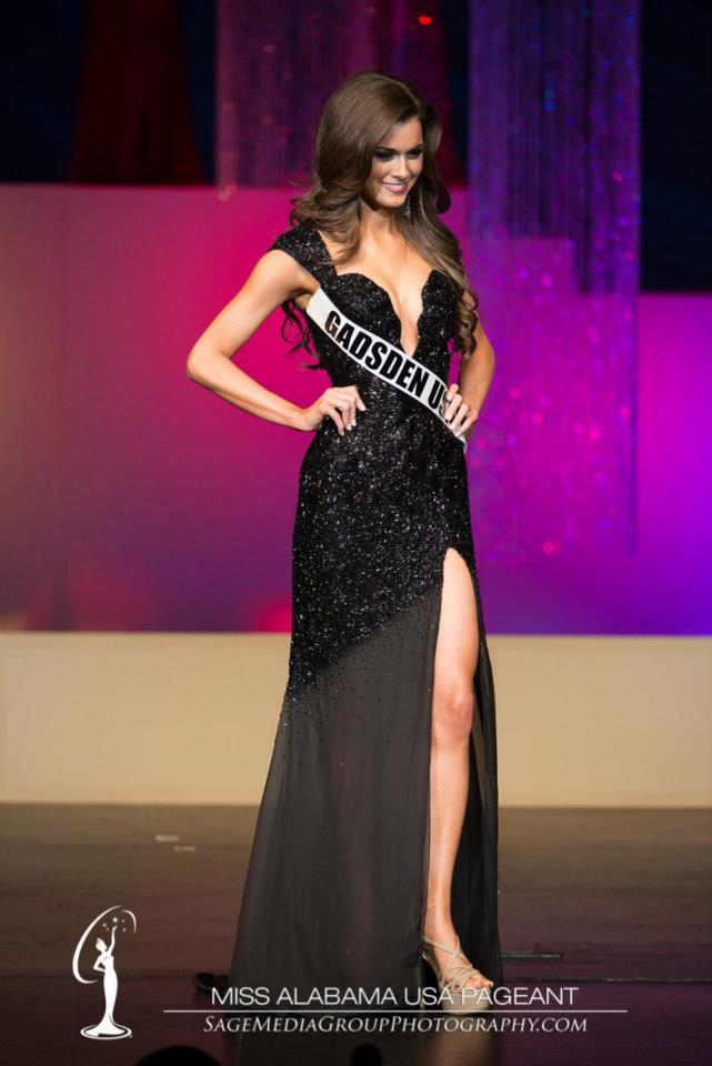 Miss Alabama USA 2013 - Mary-Margaret McCord. Photo by Sage Media Group.