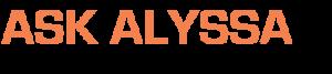 Ask Alyssa Logo v2